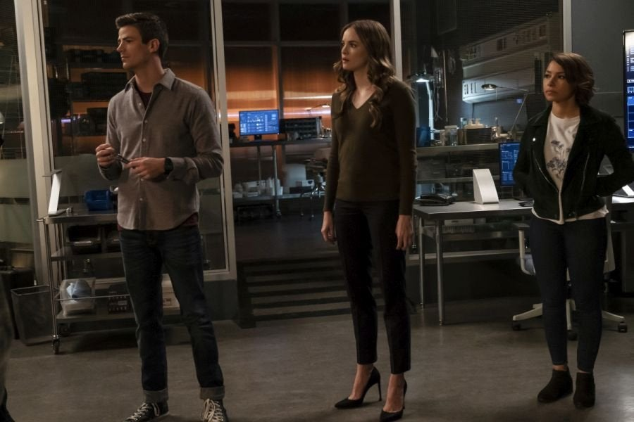 The Flash Episode 100 04