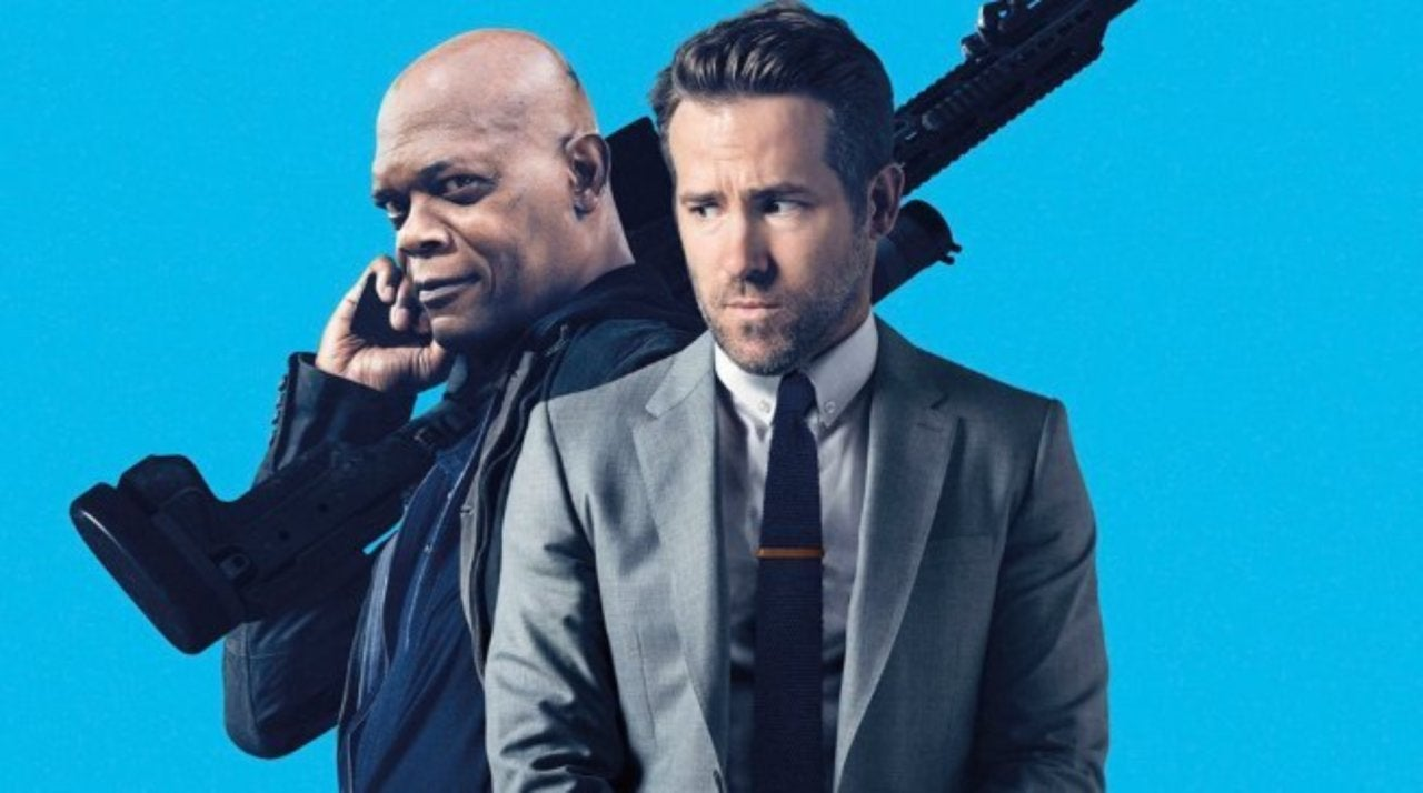 Ryan Reynolds Wraps Filming on 'The Hitman's Wife's Bodyguard'