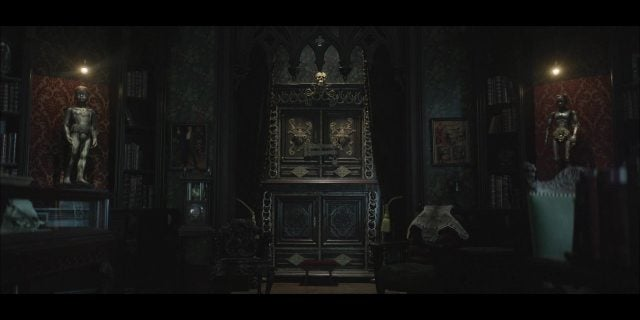The House With a Clock in Its Walls - Practical Joke Deleted Scene Commentary screen capture