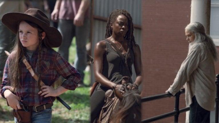 The Walking Dead 906