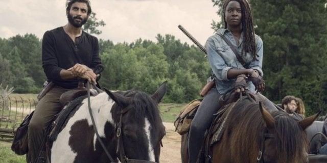 The Walking Dead Michonne Siddiq