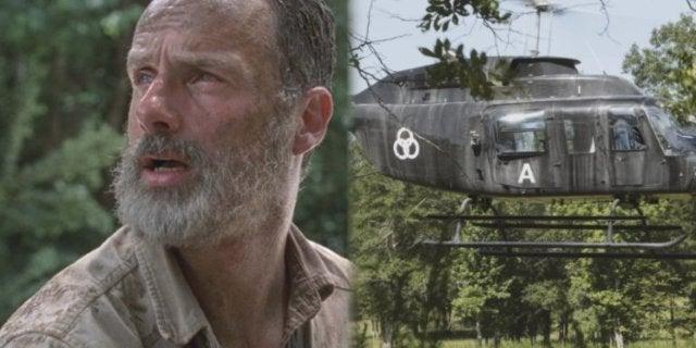 The Walking Dead movie Rick Grimes comicbookcom