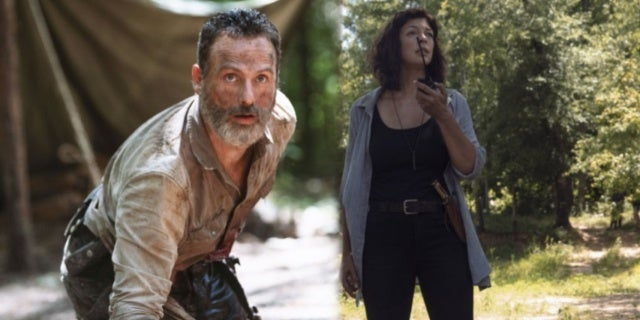 The Walking Dead movie Rick Jadis comicbookcom