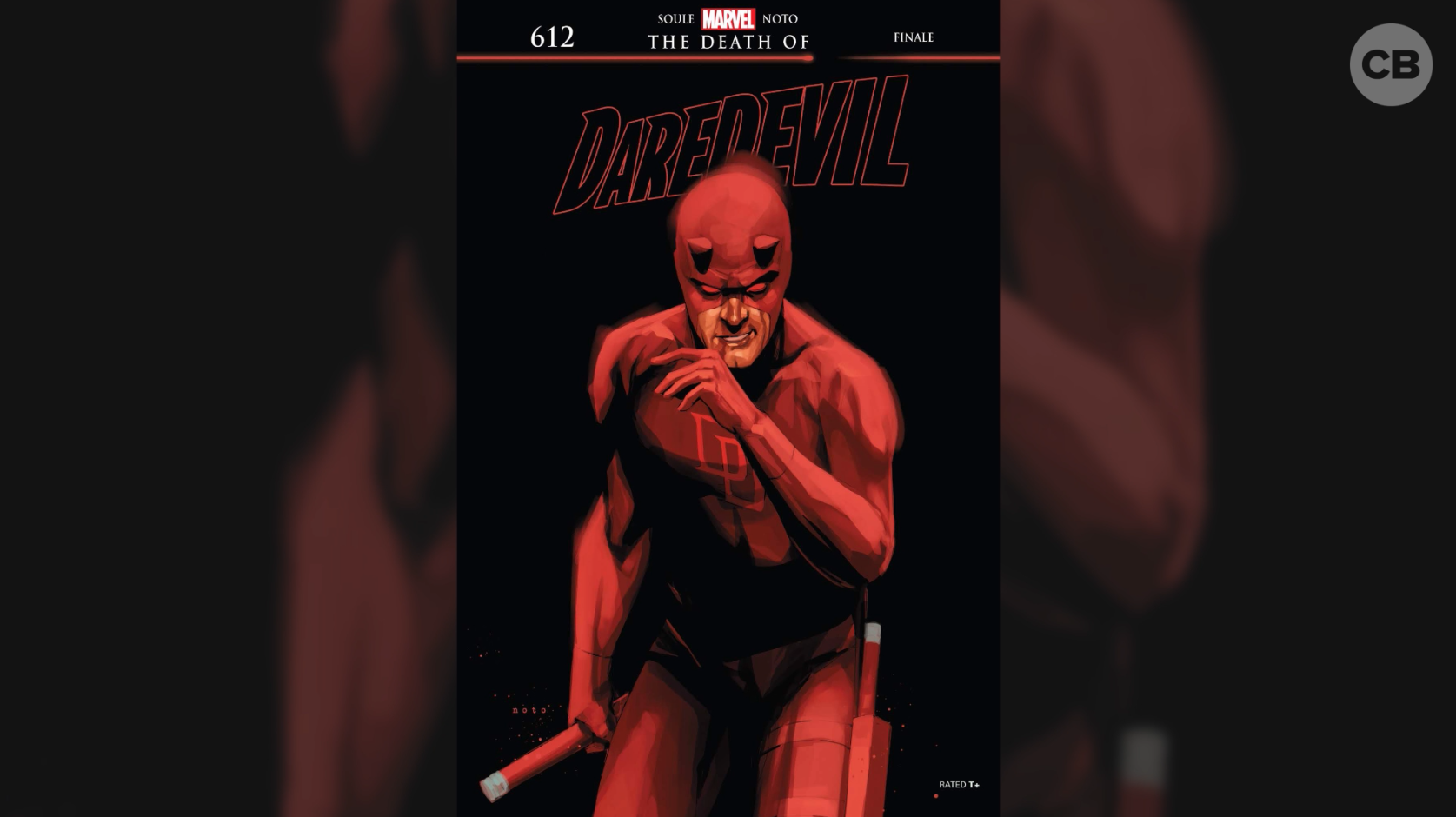 This Week in Comics: Daredevil #612 screen capture