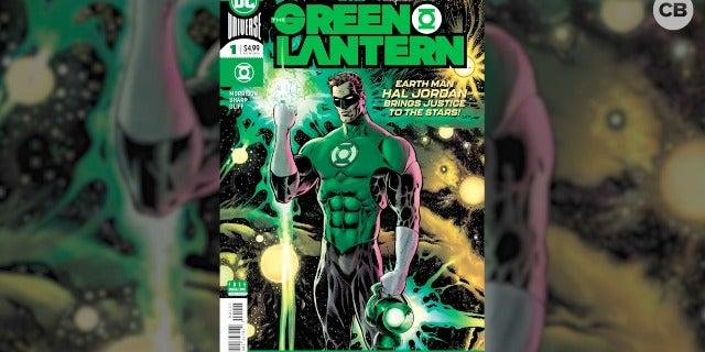 This Week in Comics: Green Lantern #1 screen capture