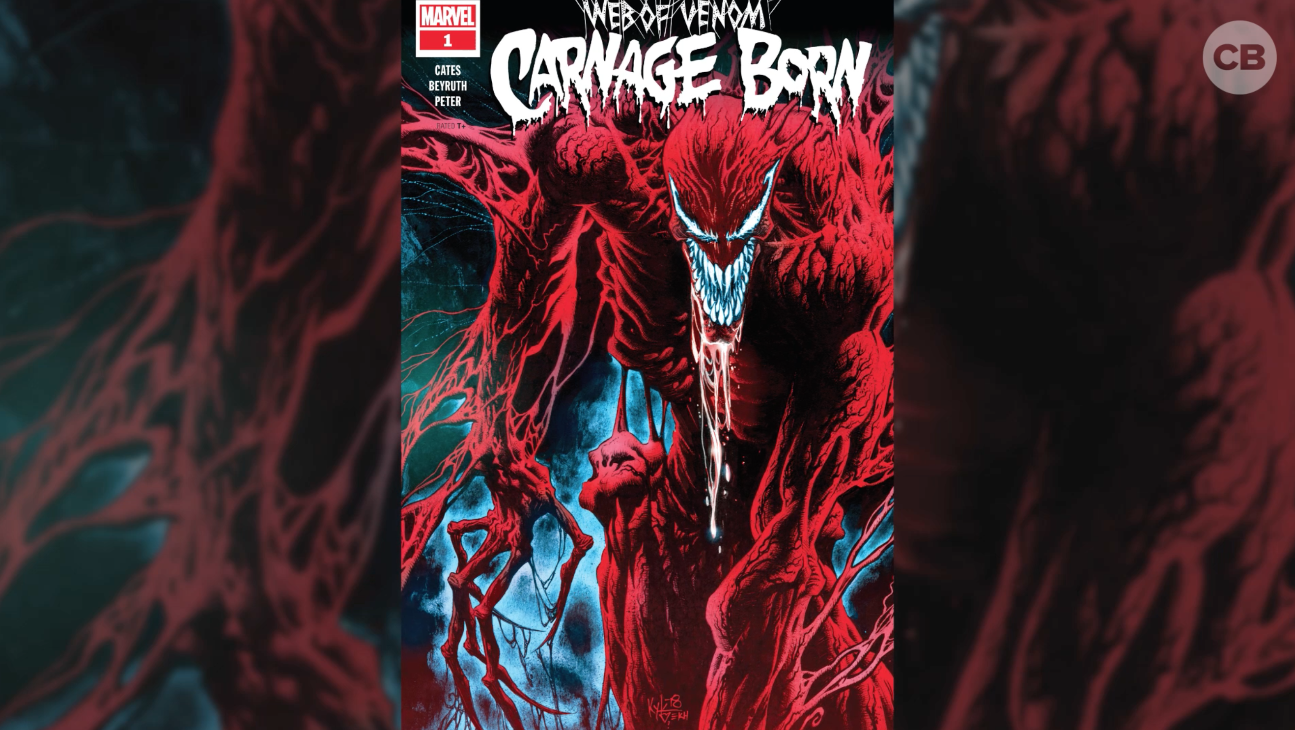 This Week in Comics: Web of Venom Carnage Born #1 screen capture