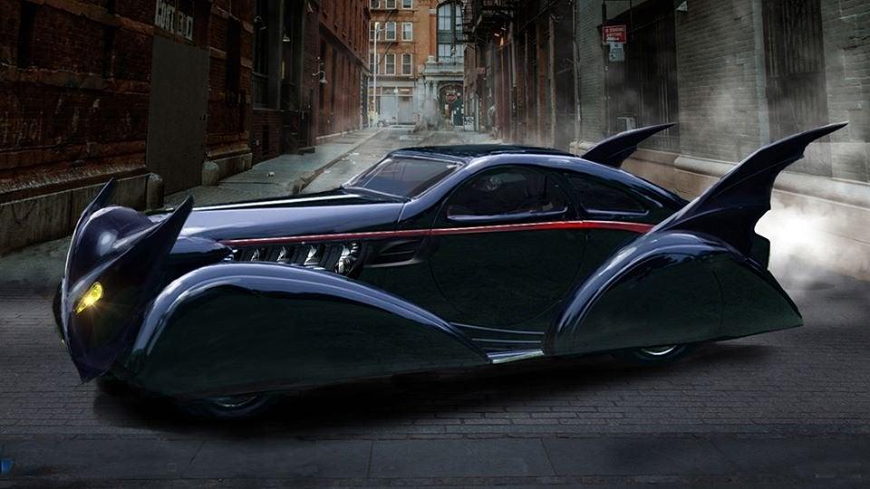 titans batmobile designs revealed