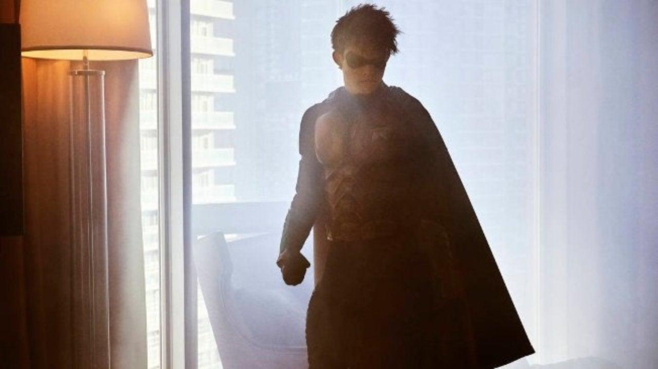 Image result for titans robin episode 5