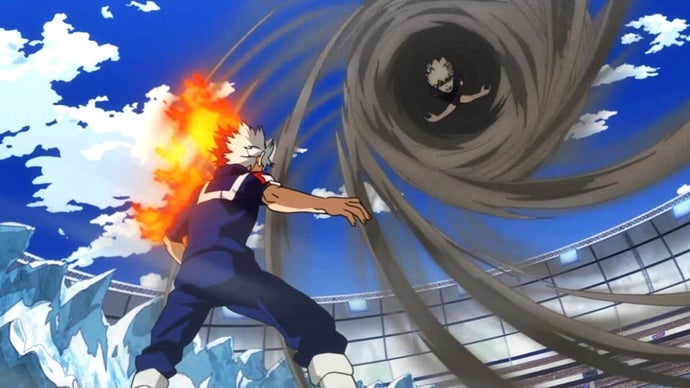 Todoroki-Bakugo-My-Hero-Academia