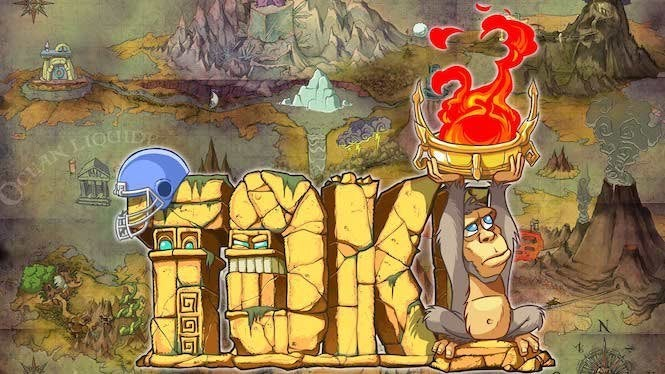 Toki Was Glorious Year For Gaming As It Introduced Us To Number Of Heroes And Franchises Among Them Fabteks Fun Side Scrolling Adventure