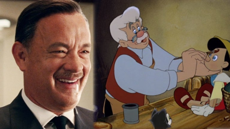 Tom Hanks Geppetto comicbookcom