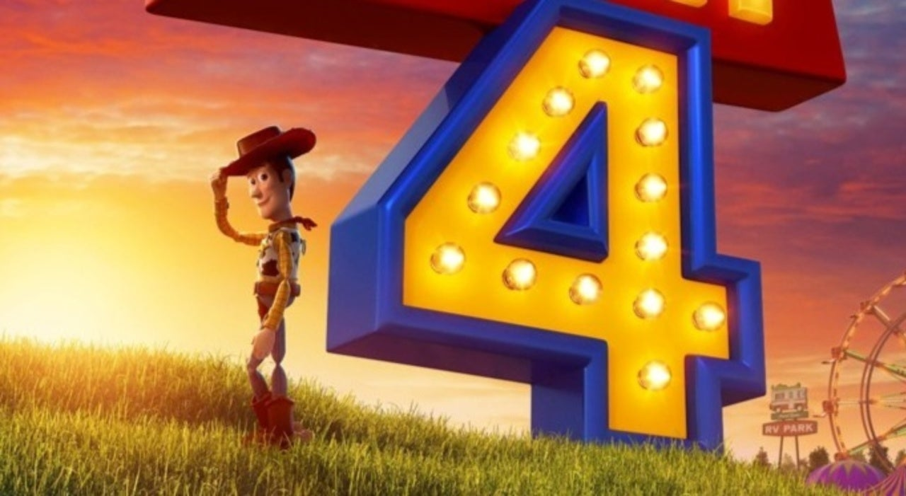 New Toy Story 4 Poster Debuts