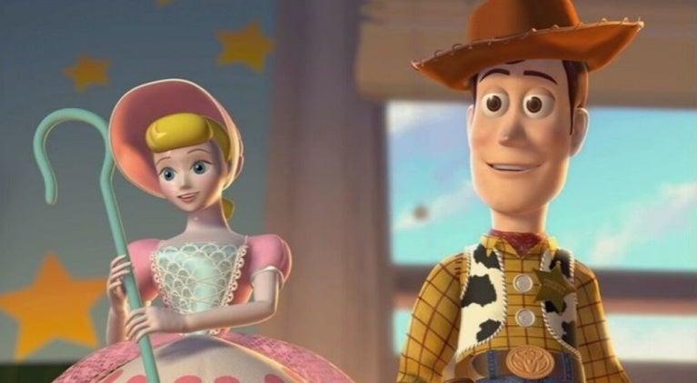 Toy Story Woody Bo Peep