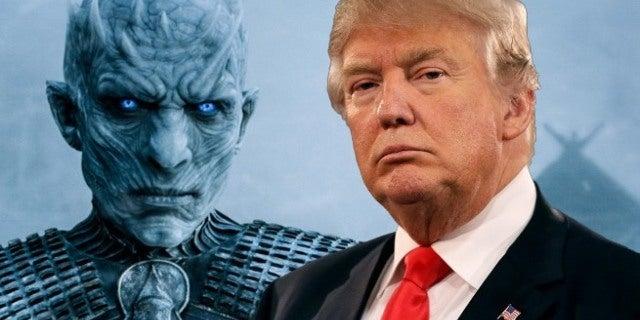 trump game of thrones 2