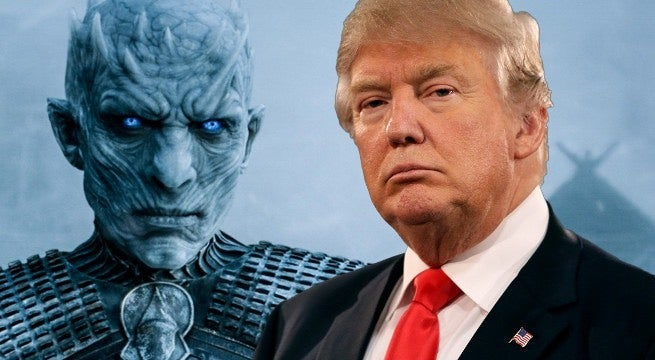 trump game of thrones 2