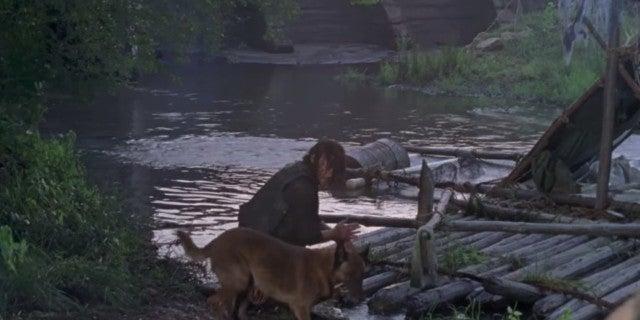TWD Daryl dog