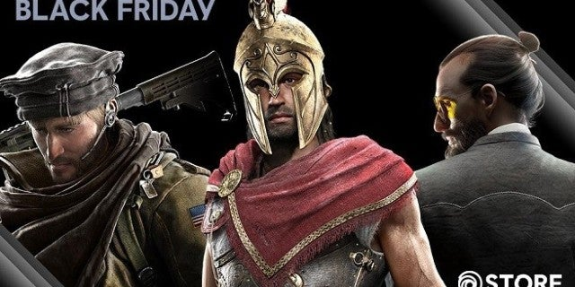 Ubisoft Black Friday