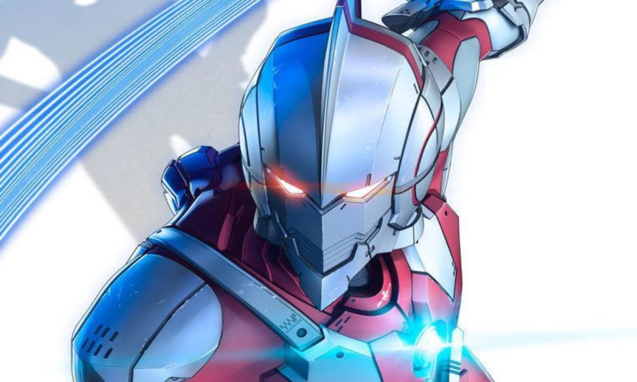 New ultraman anime shares first poster