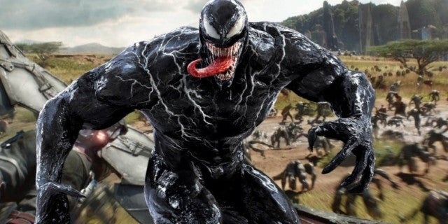 Venom Avengers Infinity War comicbookcom
