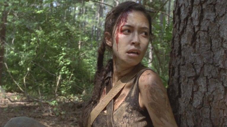 Walking Dead 907 Rosita