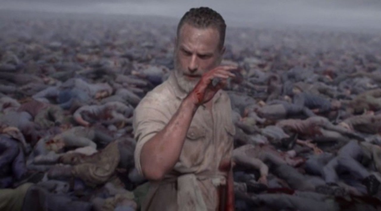 The Walking Dead' Fans Think AMC Tricked Them About Rick