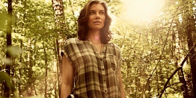 Walking Dead season 9 maggie