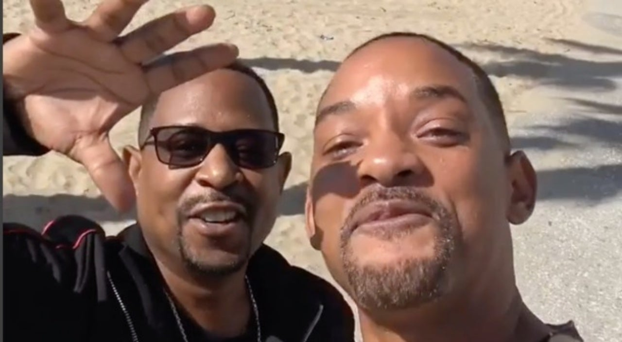 Will Smith en Martin Lawrence keren terug in Bad Boys 3