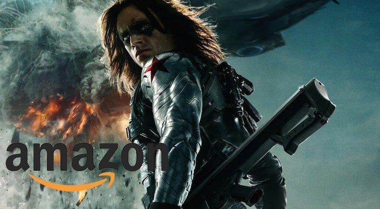 winter soldier amazon