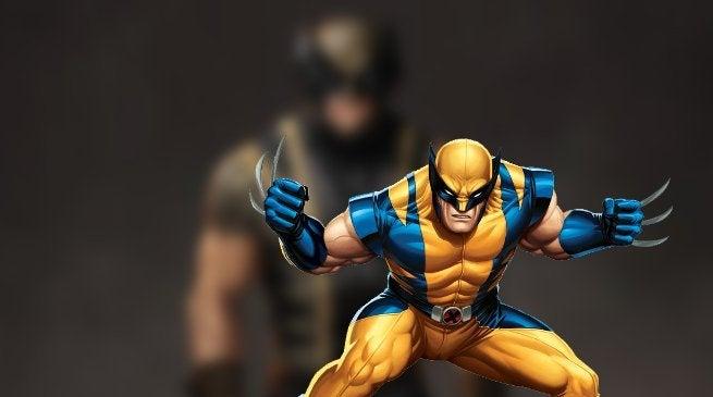 Wolverine MCU Costume Suit Concept Art
