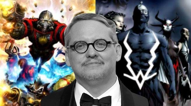 Adam Mckay Marvel Guardians Galaxy 3 Inhumans Movies