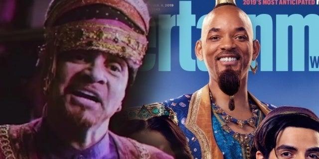 Will Smith S Genie In Aladdin Revived The Sinbad Genie