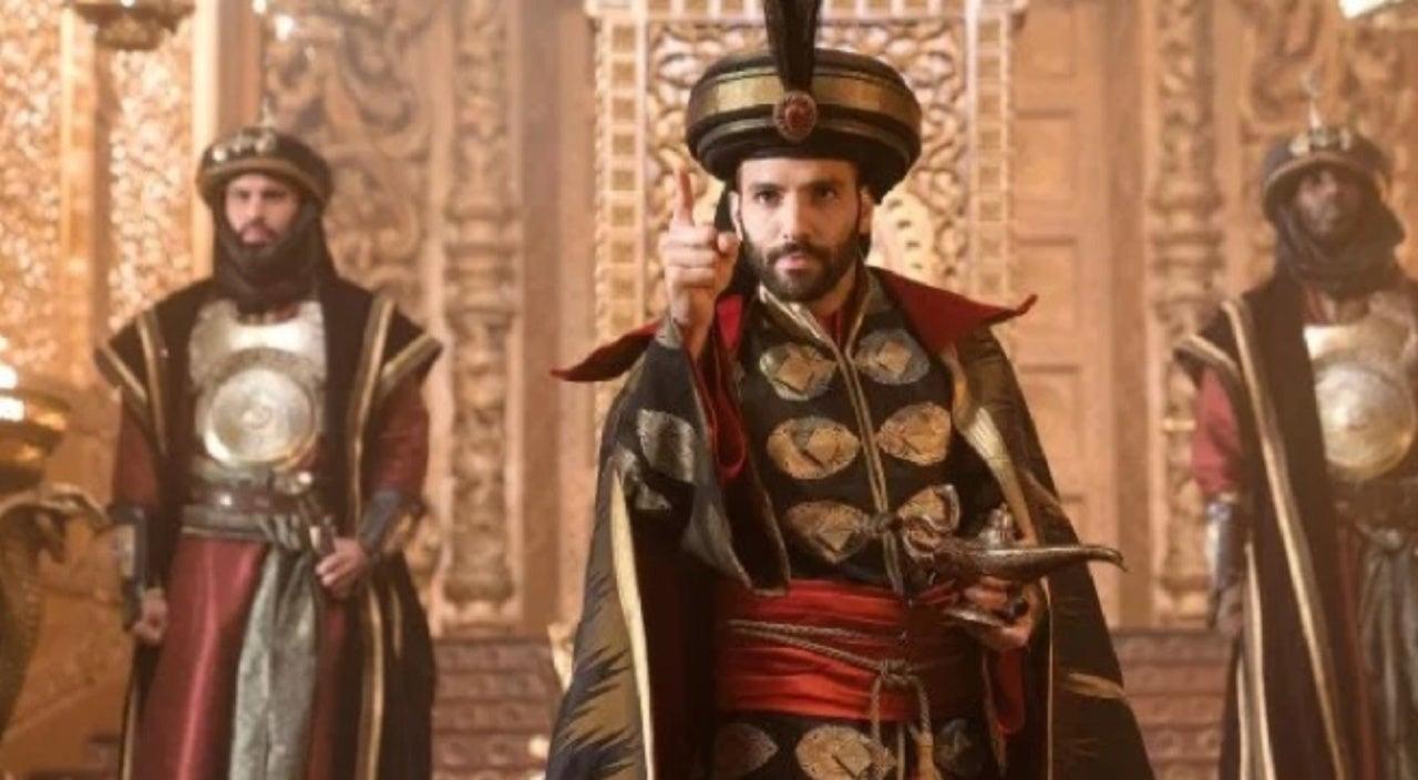 Jafar Attacks in New 'Aladdin' TV Spot