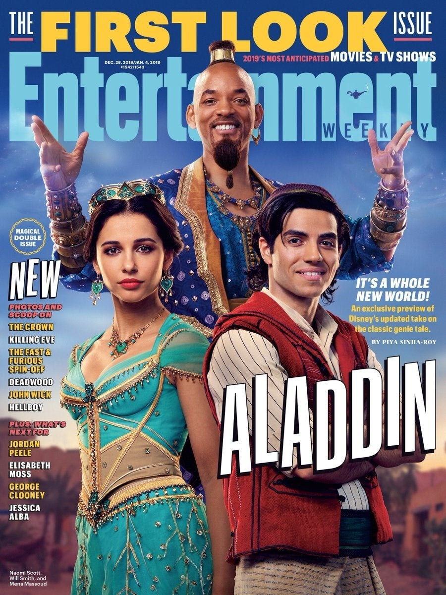 aladdin will smith genie ew