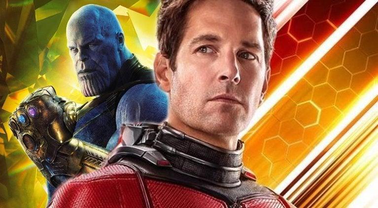 Ant-Man Thanos