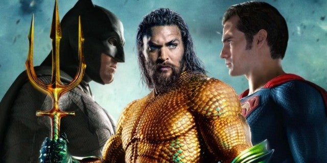 Aquaman Batman Superman COMICBOOKCOM