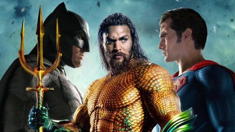 Aquaman Batman Superman COMICBOOKCOM