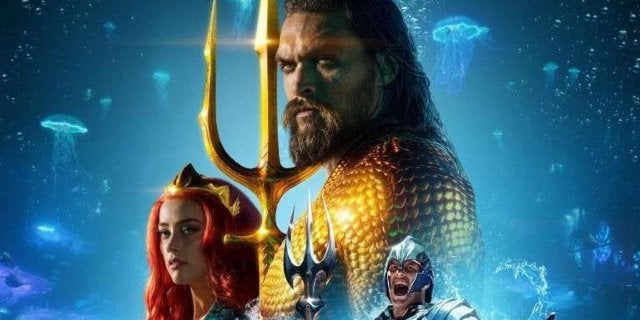 'Aquaman' Is Now One of the Top 20 Highest Grossing Movies of All Time