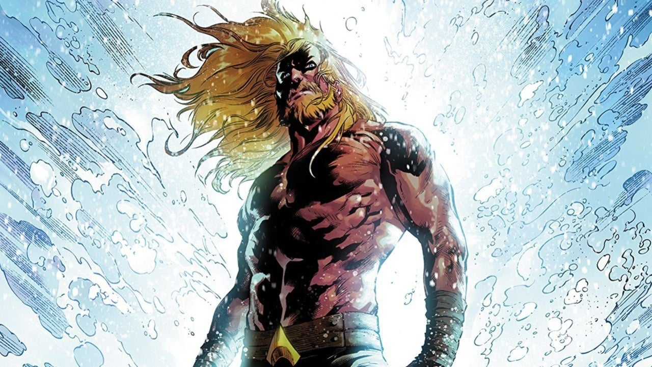 New 'Aquaman' Writer Explains Why Series Is Moving Away From Atlantis