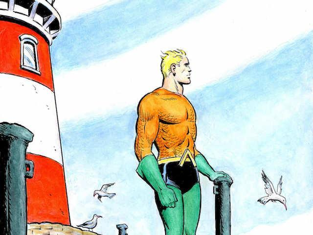 aquaman-fradon-lighthouse
