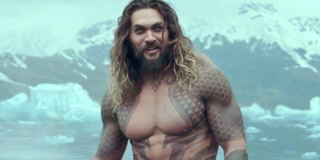 aquaman justice league