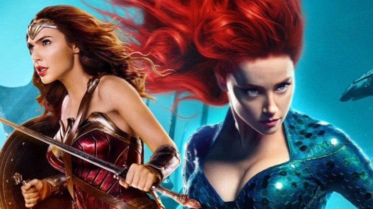 Aquaman Mera Wonder Woman comicbookcom