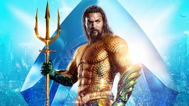 Aquaman movie