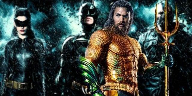 Aquman Most Successful DC Movie Dark Knight Rises