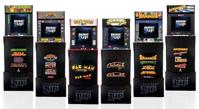 All Arcade1Up Cabinets On Sale for $199