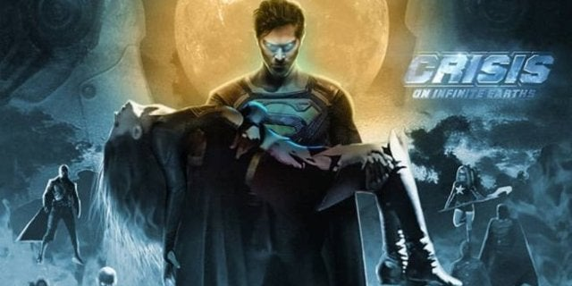 Arrowverse Crisis on Infinte Earths Fan Poster