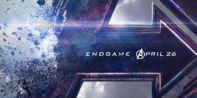 Avengers 4 Endgame New Release Date April 2019
