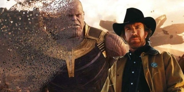 Avengers 4 Fan Trailer Chuck Norris vs Thanos