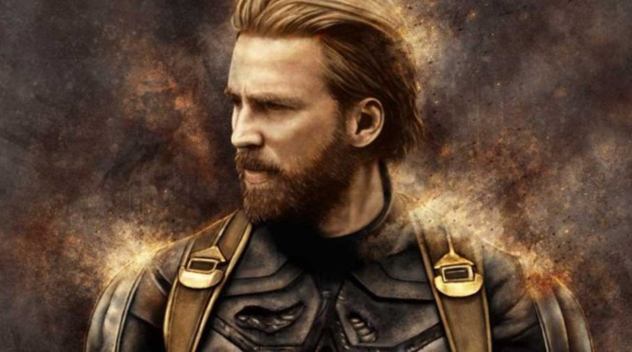 Captain America Almost Speaks as Much in 'Avengers: Endgame' Trailers Compared to All of 'Infinity War'