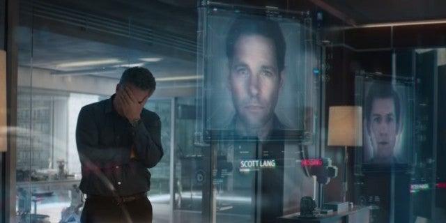 Avengers Endgame Bruce Banner