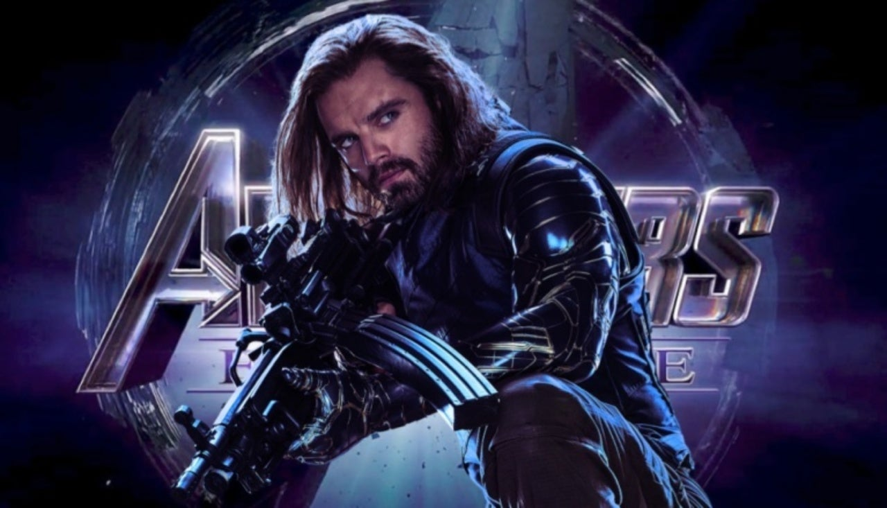 Avengers Endgame Bucky Movie Mortal